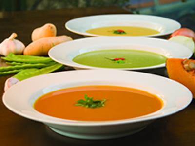 Sopa dieta para cardiacos