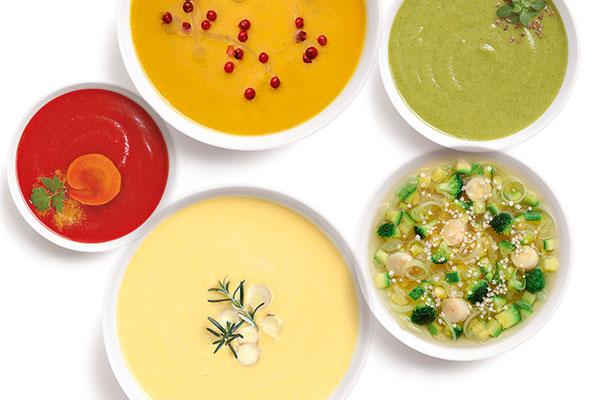 Dietas de Sopas da USP INCOR para emagrecer rapidamente saudavel