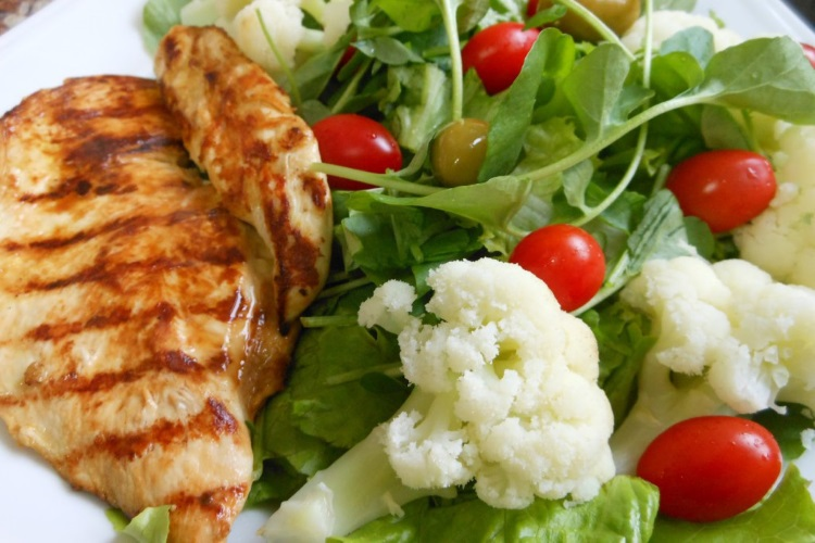 proteina salada