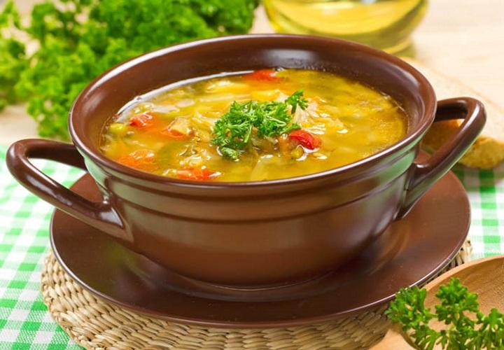 sopa de legumes emagrece mesmo